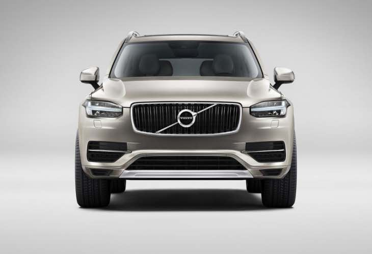 Official Volvo XC90 T8 price