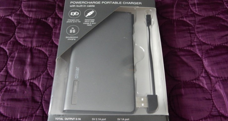 Olixar 15,000mAh Powercharge Portable Charger review – monster power