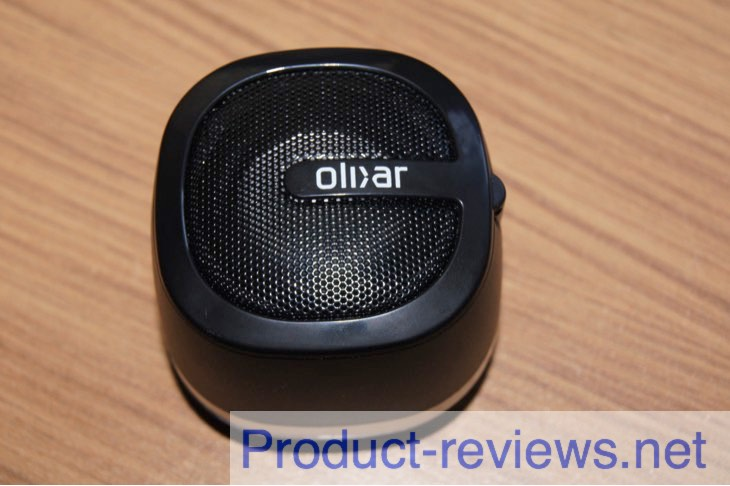 Olixar BabyBoom Bluetooth mini speaker review 5