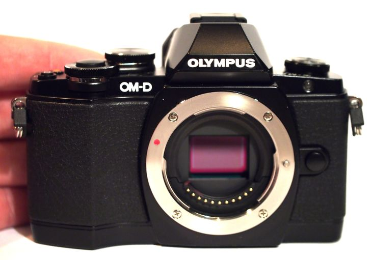 Olympus OMD E-M10 features in review