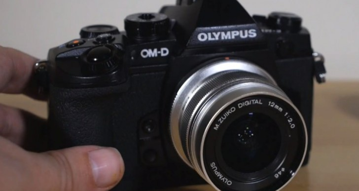 Olympus OMD EM-1 camera hardware review