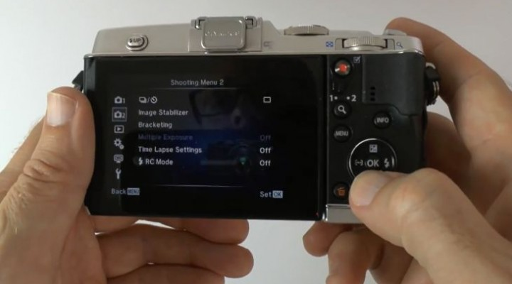 Olympus PEN E-P5 first look and quick review