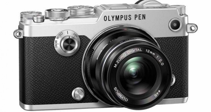 Olympus PEN-F camera specs, price with March release date