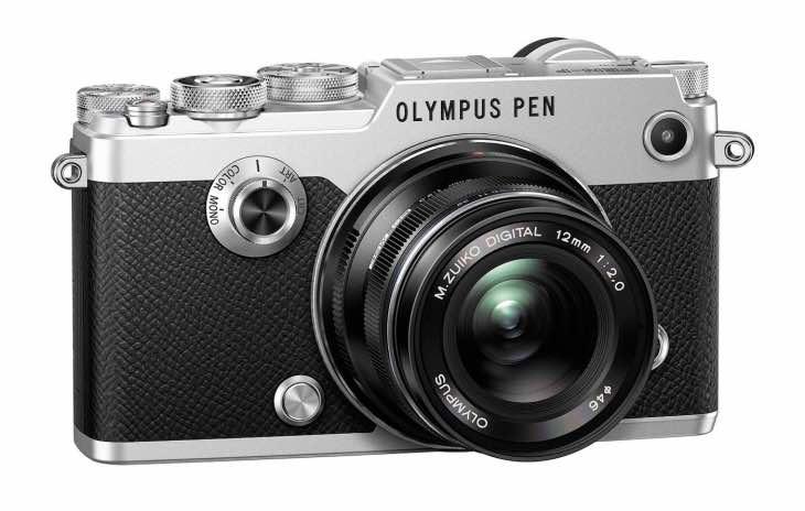 Olympus PEN-F camera specs