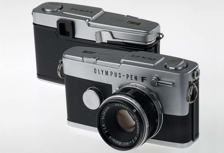 Olympus PEN-F release problems