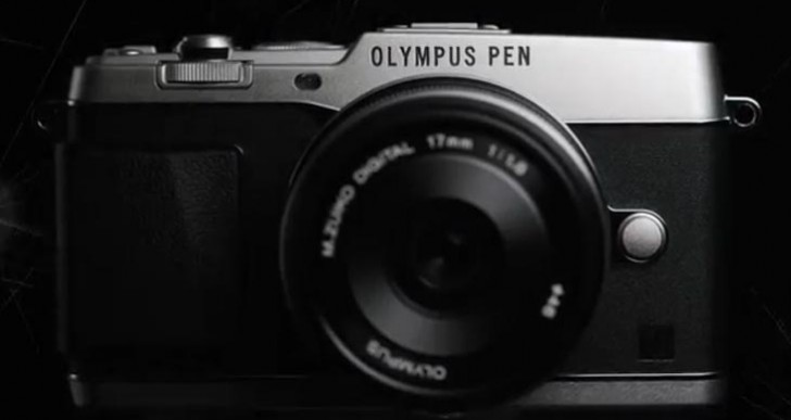 Olympus PEN E-P5 digital camera vs. E-P3 and more