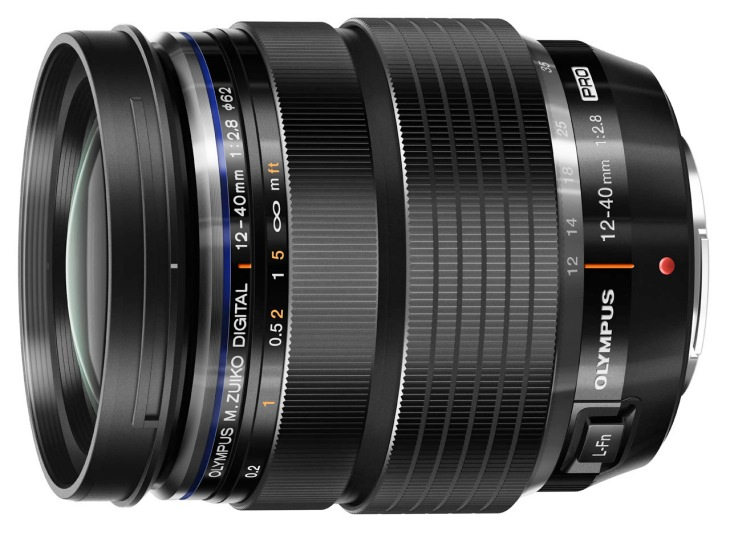 Olympus lens review- M. Zuiko Digital ED 12-40mm PRO