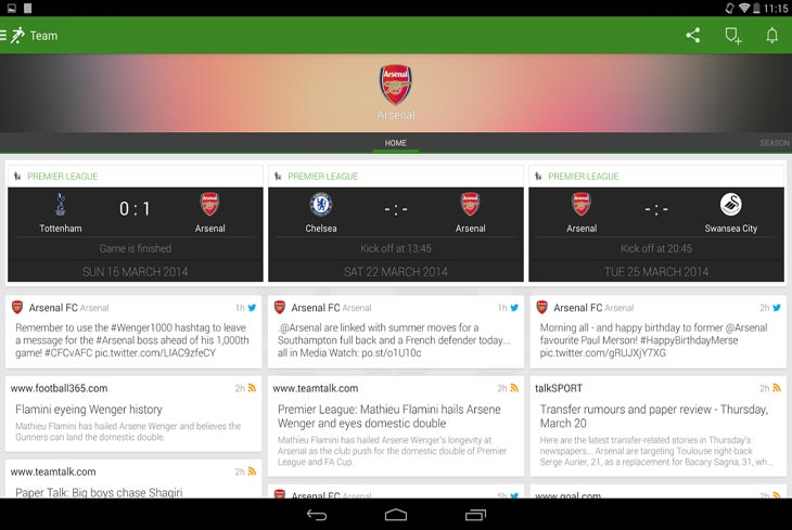 One-Football-app-aims-for-transfer-news