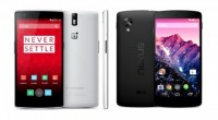 OnePlus One vs. Nexus 5 review