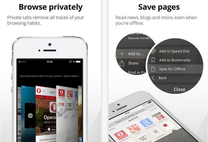 Opera Mini – Product Reviews Net
