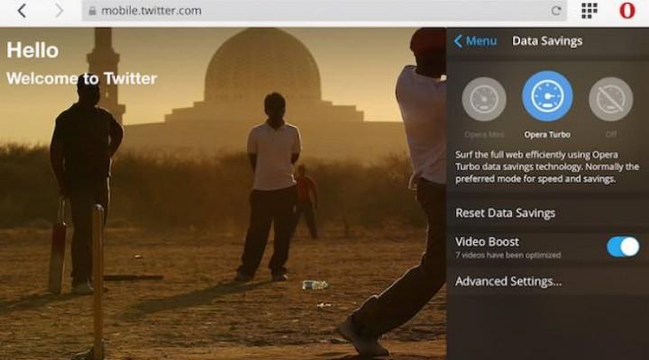 Opera Mini 9 update for iOS will save bandwidth