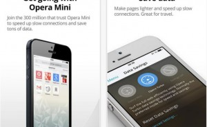 Opera Mini iOS update gets another desktop feature