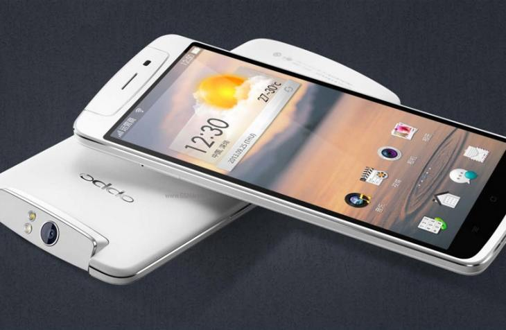 Oppo N1 screen specs, tablet vs. phablet in India