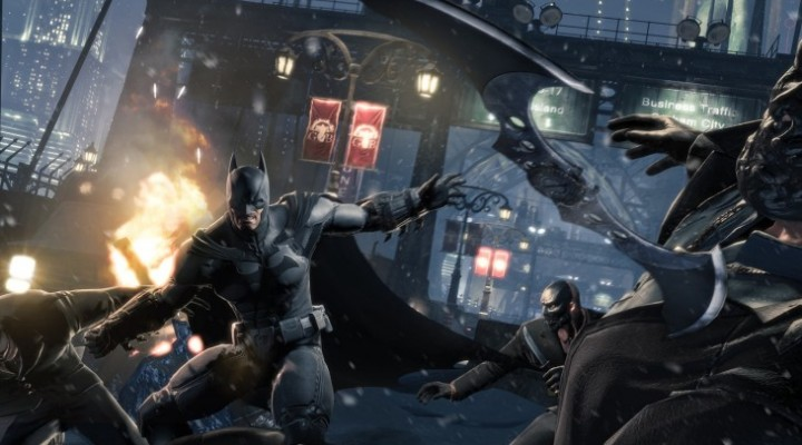 Optimistic Batman Arkham Origins review score