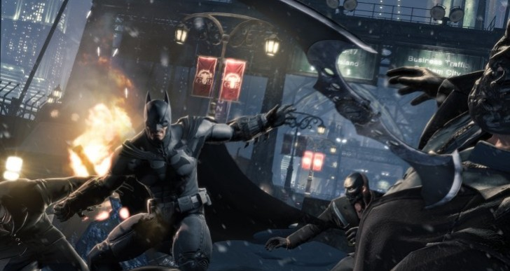 Optimistic Batman Arkham Origins review score