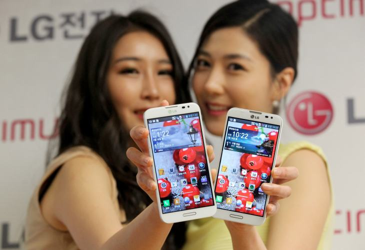Optimus G Pro sales confidence ahead of US release