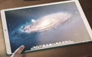 Optional iPad Pro accessories could include stylus