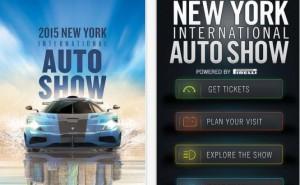 Options for New York Auto Show 2015 updates plentiful