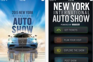 Options for New York Auto Show 2015 updates