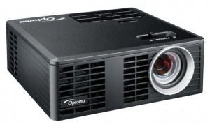 Optoma ML550 projector is really mobile
