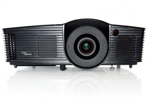 Optoma HD141X projector at Insomnia gaming festival
