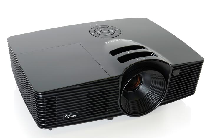 Optoma-new-HD141X-side-view