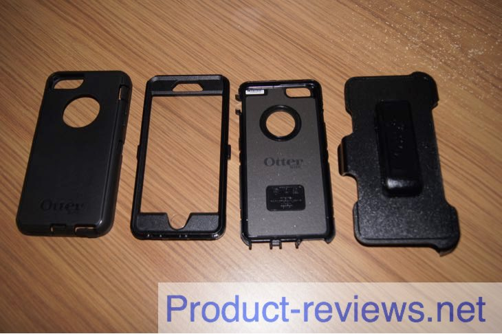 OtterBox Defender Series iPhone 6 case review 7