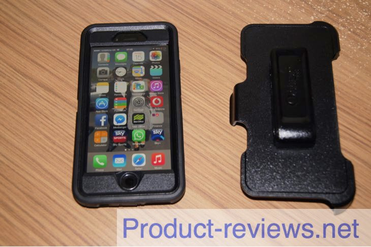 OtterBox Defender Series iPhone 6 case review 8