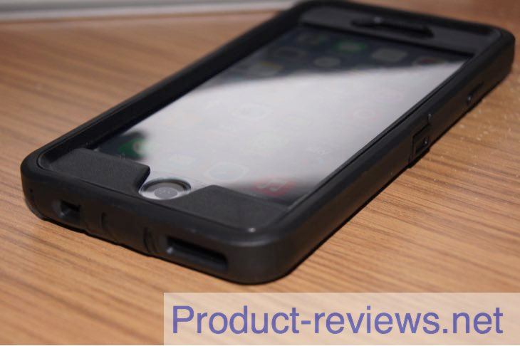 quality design 61c9b 4a7d5 Hands-on: OtterBox Defender Series iPhone 6 case review – Product ...
