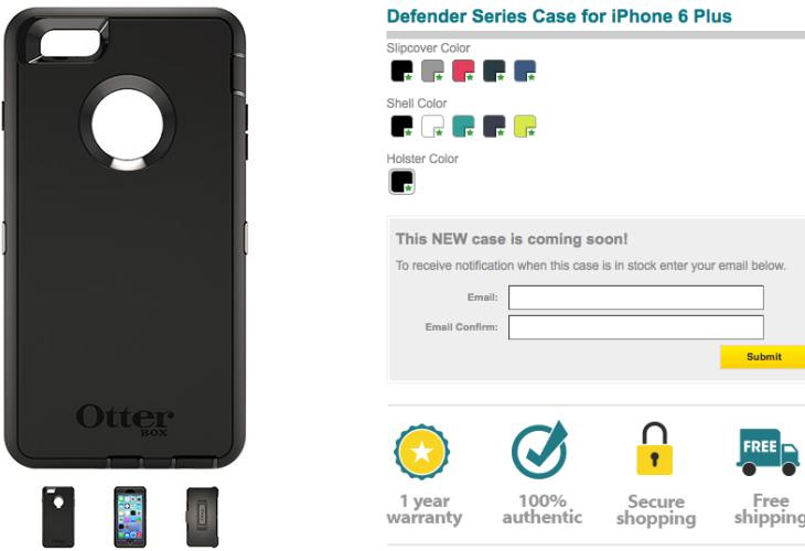 otterbox iphone 6 plus case dimensions hunted product reviews net