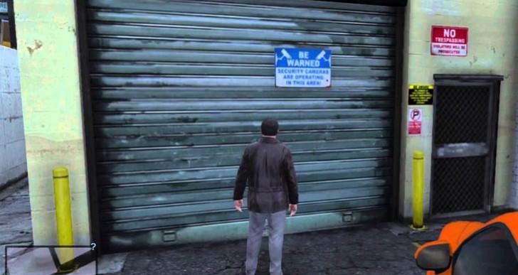 Own more garages in GTA V online