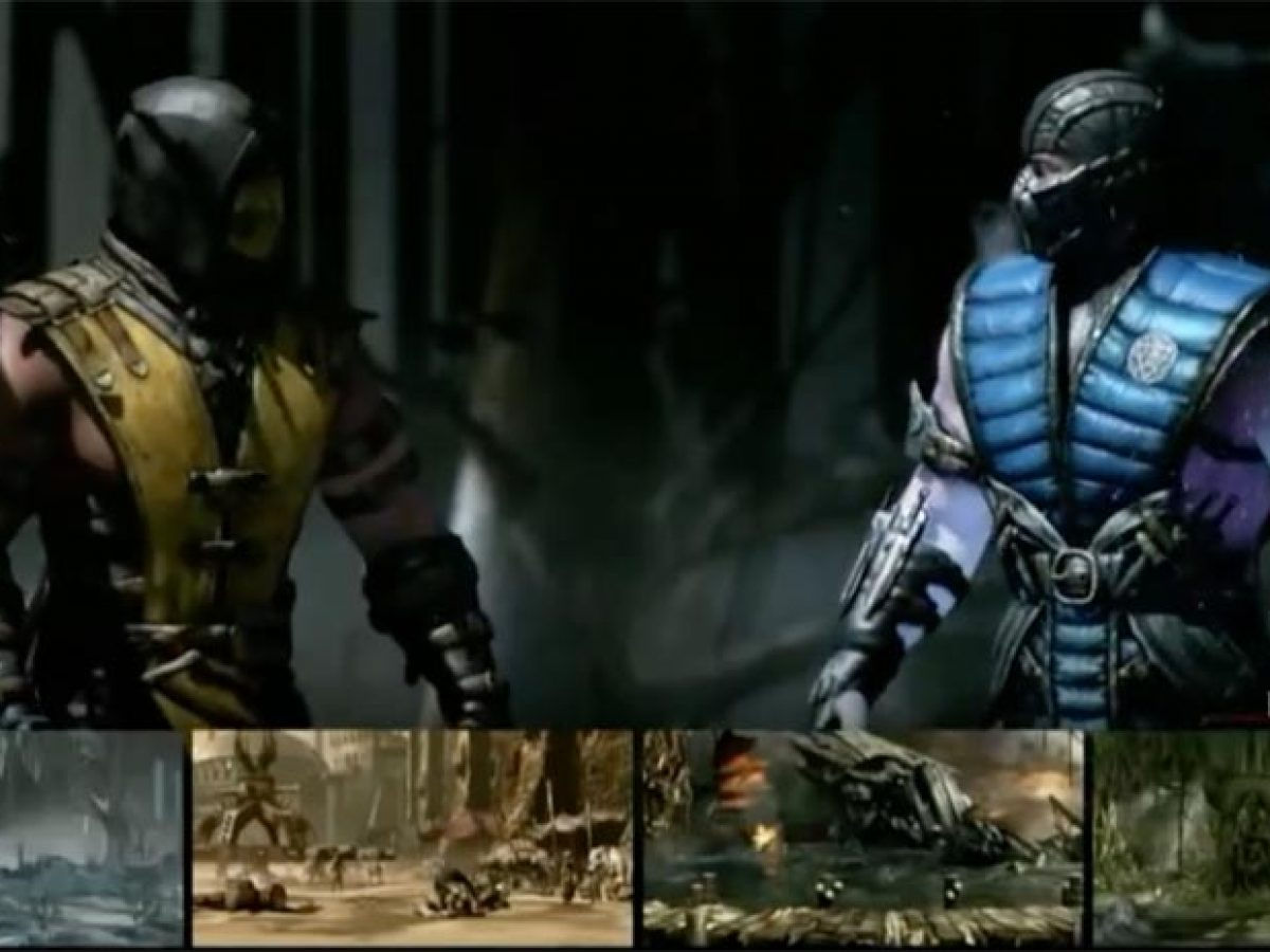 Pax 2014 Delivers New Mortal Kombat X Gameplay Product Reviews Net