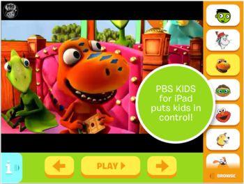 Pbs Kids Video New Ipad App Hits Apple App Store Product Reviews Net