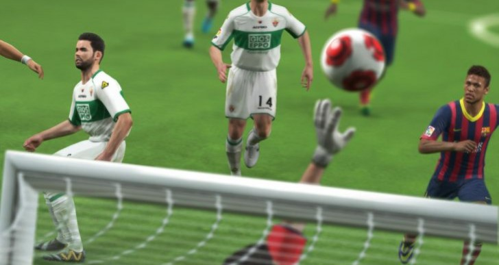 PES 2014 Data Pack arrives with January transfers update