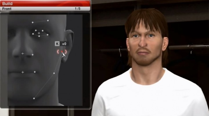 PES 2014 realism and image imports in visual review