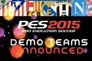 PES 2015 demo live on PSN