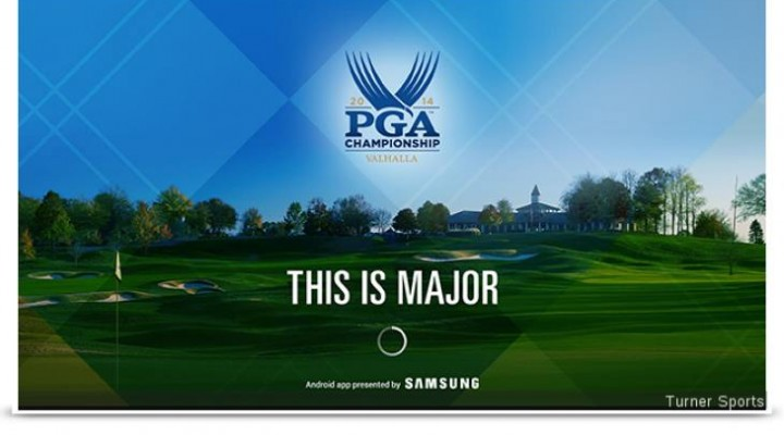 PGA Championship 2014 leaderboard a click away on TV