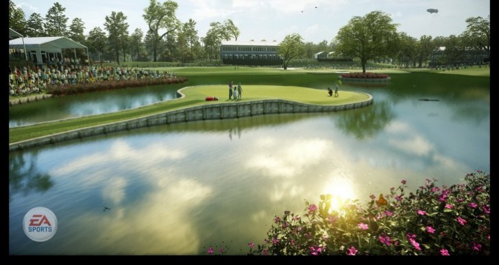 PGA Tour 15 for PS4 and Xbox One progress detailed