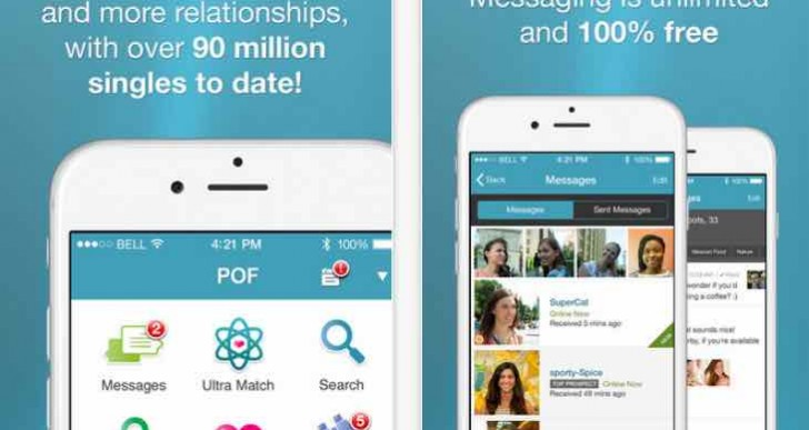 POF app improvements down to new update