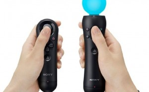 Sony patent new PS Move touch controller, PS4 feature?