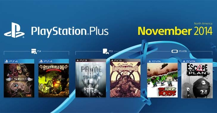PS Plus doubts for November update release date