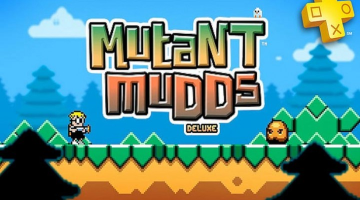 PS Plus Vita June free Mutant game release time
