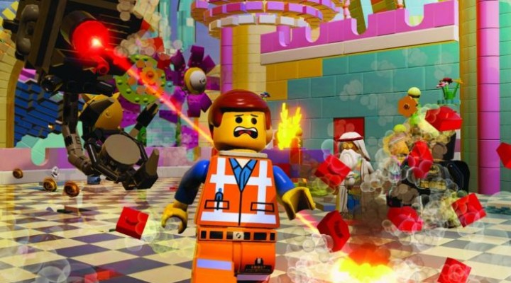 PS Store update for European gamers includes LEGO Movie