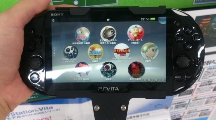PS Vita Slim UK price and release date, pre-order today