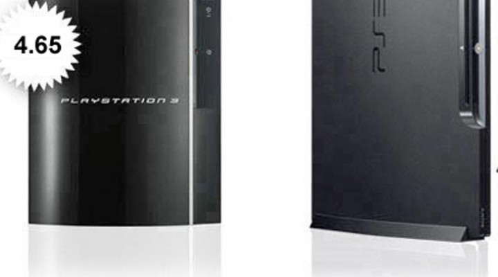 PS3 4.65 firmware update live