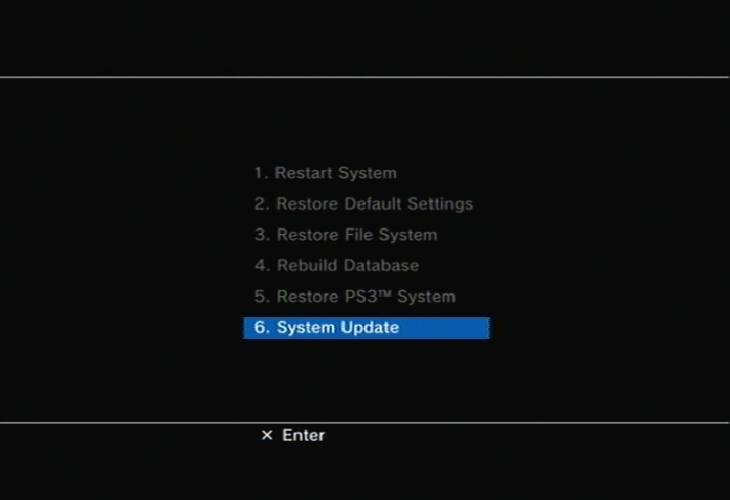 PS3 update 4.55 requires no change log