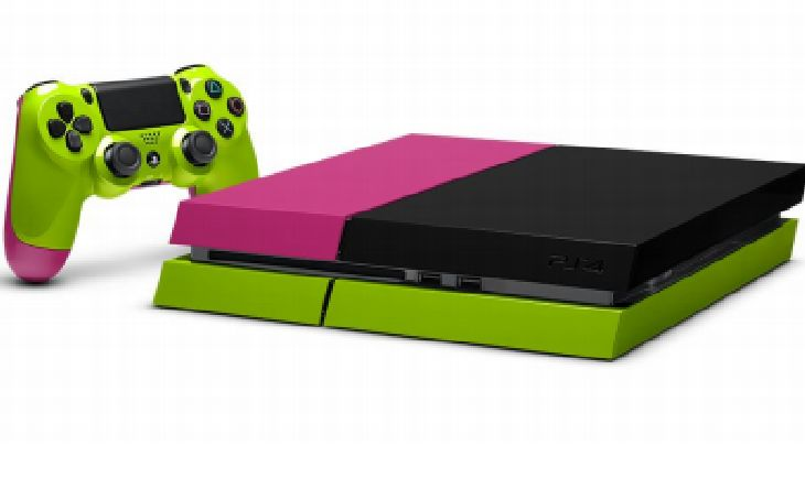 PS4-Color-Green