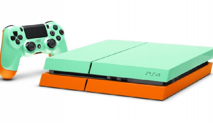 PS4-Color-Orange
