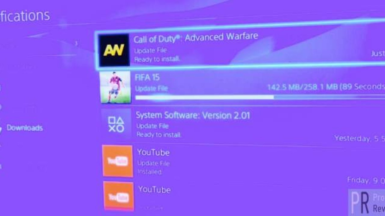 Delete PS4 Share Play game icon from home screen – Product