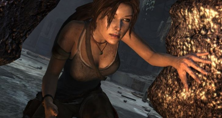 PS4 Tomb Raider: Definitive and Xbox One indistinguishable